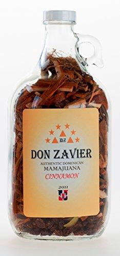 Don Zavier Mamajuana 1/2 Gal (Cinnamon) ()