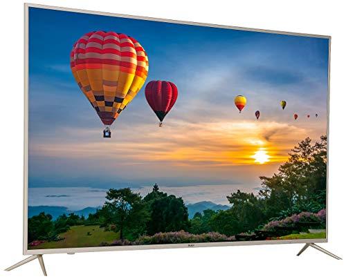 Haier 140 cm (55 inches) 4K UHD LED Smart TV LE55U6500UAG (Gold)