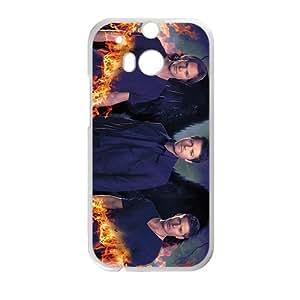 JIUJIU Fashion Comstom Plastic case cover For HTC One M8