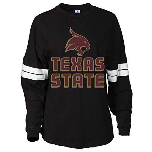 NCAA Texas State Bobcats RYLSWT06, D.S.4267, BWT, - Womens Ncaa Texas University