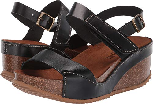 Cordani Women's Marcelle Black Leather 38 B ()