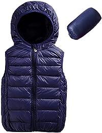 Boy S Outerwear Vests Amazon Com