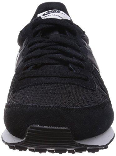 noir sport pour Internationalist noir noires chaussures Nike de blanc noir homme blanc xqZap7w