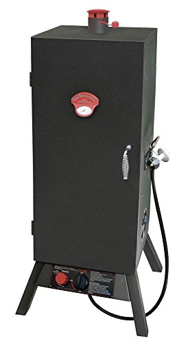 Landmann USA 3495GW Smoky Mountain Vertical Gas Smoker, 34-inch by Landmann