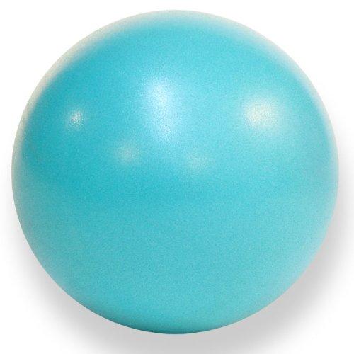 BODHI Pilates Ball, Ø 30 cm, grün, soft und flexibel, Pilatesball