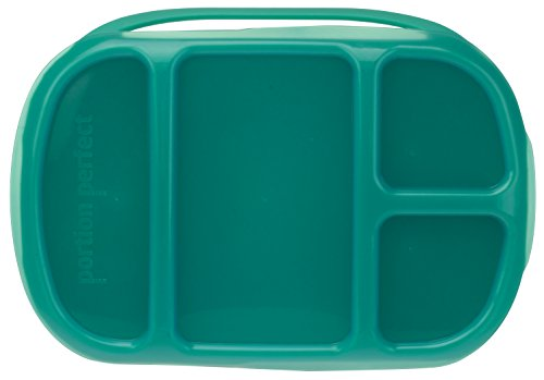 Smart Planet Portion Perfect Meal Kit, 32 oz, Turquoise