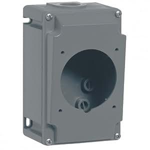 Legrand LEG52940 - Caja reversible Hypra IP 44/66/6755 (2P+T/3P+T/3P+N+T 32 A, plástico)