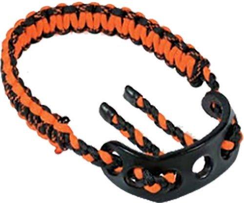 Paradox Products Elite Custom Cobra Bow Sling, Black/Neon Orange