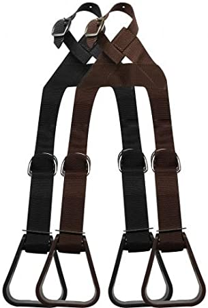 Horse Saddle Stirrups Western Show Youth Rider Buddy Kids Concho 5138CO