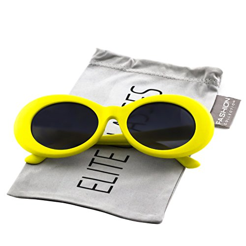 Clout Goggles Oval Hypebeast Eyewear Supreme Glasses Cool Sunglasses from Elite Glasses