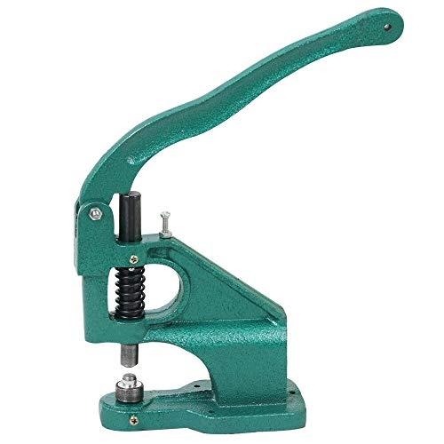 Rivet Machine Eyelet Hand Press Tool Banner Grommet Punch Machine 3 Die(#0#2#4) & 1500 US by Pro-G (Image #7)