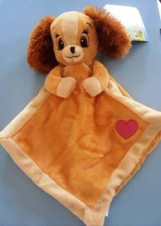 Disney Pl/üsch Tier Tales Lady Baby-Kuscheldecke