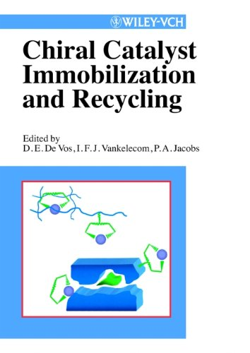 Chiral Catalyst Immobilization and Recycling (Wiley-Vch)