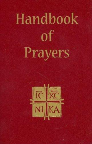 Catholic Mass Cards - Handbook of Prayers: Including New Revised Order of Mass