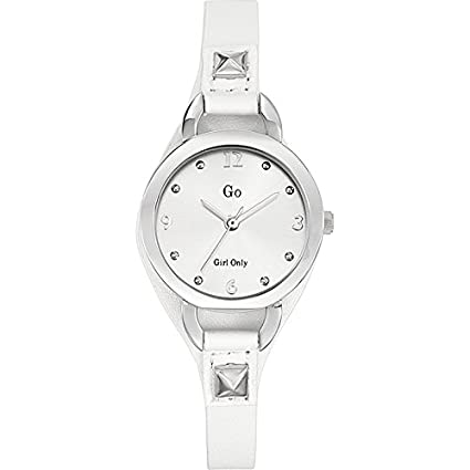 GO, Girl Only Analogue Silver Dial Women's Watch - 698290