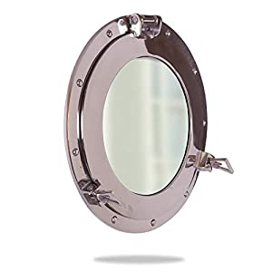 41ezcUUeL-L._SS300_ 100+ Porthole Themed Mirrors For Nautical Homes For 2020