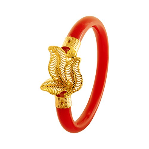P.C. Chandra Jewellers 22KT Yellow Gold Bangle for Women