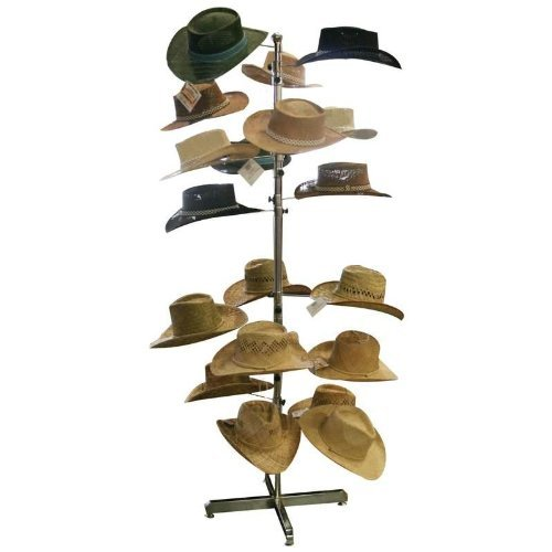 Casual Outfitters Floor Display Hat Rack by WMU