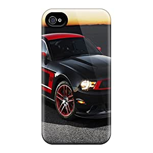 Perfect Hard Phone Cover For Iphone 6 With Support Your Personal Customized Realistic Ford Mustang Series JasonPelletier