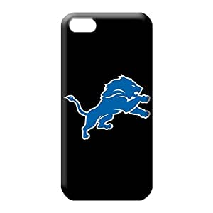 iphone 5 5s cover PC Protective Beautiful Cases mobile phone carrying covers detroit lions 7