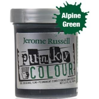 Jerome Russell Punky Colour Cream Alpine Green