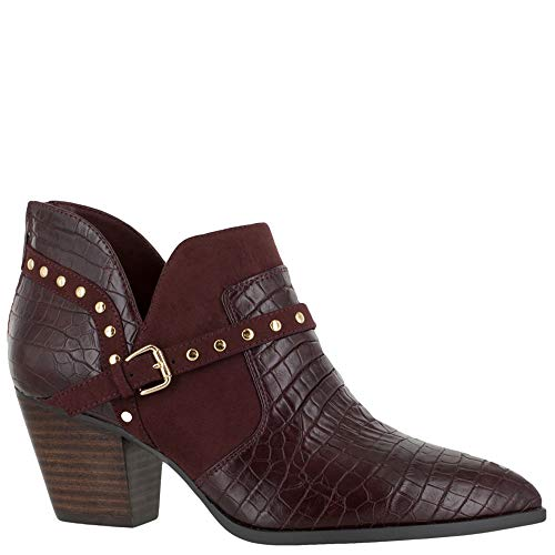 Bella Vita Elody II Women's Boot 7.5 B(M) US Burgundy-Crocodile
