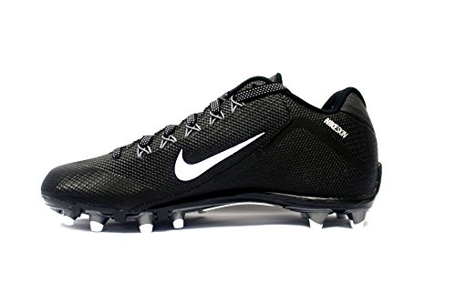 NIKE Alpha Pro 2 TD Promo Football Cleats Black/White cheap sale manchester great sale cheap wide range of 1p4UWIV