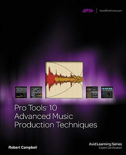 d Music Production Techniques (Avid Learning Series) ()