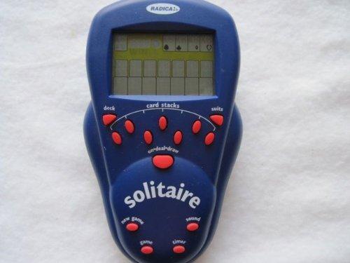 Radica Electronic Handheld Solitaire (2000)
