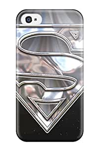 Fashion Tpu Case For Iphone 4/4s- Logo Defender Case Cover