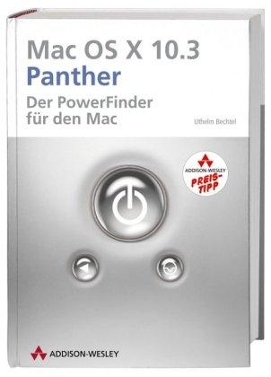 Mac OS X 10.3 Panther: Der Powerfinder für den Mac (Apple Software)