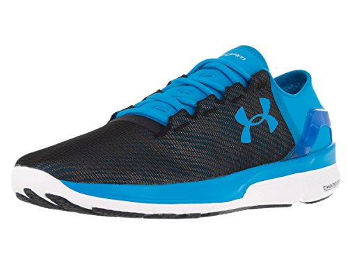 Under Armour Mens Ua Speedform Apollo 2 Scarpe Da Corsa Riflettenti Blu Elettrico