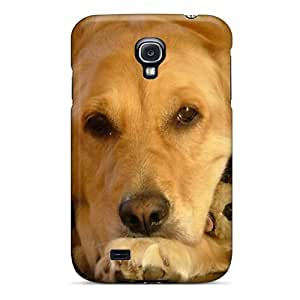 STWanke Case Cover For Galaxy S4 - Retailer Packaging Dog Toy Protective Case