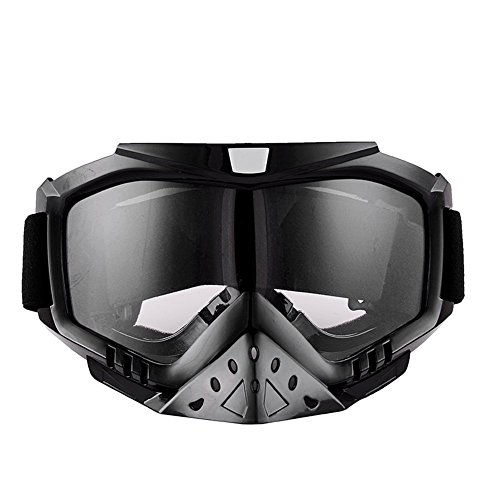 Adult-Motorcycle-Off-Road-Dirt-Bike-Street-Bike-ATVUTV-Cruiser-Adventure-Touring-Snowmobile-Goggles-Mask
