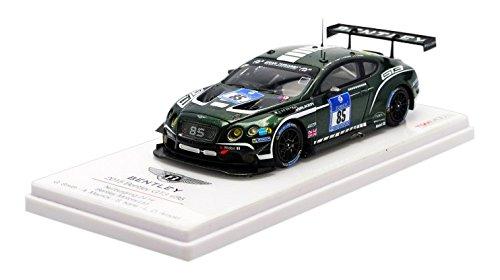 1/43 ベントレー コンチネンタル GT3 ニュルブルクリンク 2015 #85 TSM164301