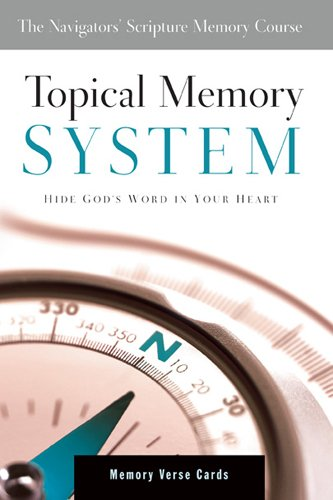 Topical Memory System Accessory Card Set (The Navigator's Scripture Memory ()