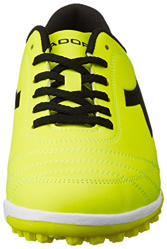Diadora Men's 650 III Tf for Soccer Training Shoes C0001 GIALLO/NERO sZIuUT8lTc
