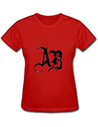 Women's Alter Bridge Logo T Shirt White XXL
