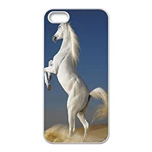 Horse Running Unique Fashion Printing Phone Case for Iphone 5,5S,personalized cover case ygtg521342