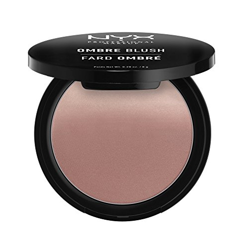 NYX PROFESSIONAL MAKEUP Ombre Blush, Mauve Me, 0.281 Ounce by NYX