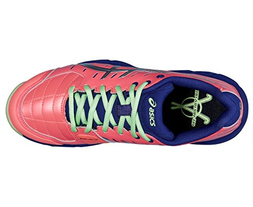 Asics - Zapatillas de lacrosse de genérico para mujer - Orange/Grün