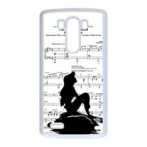 LG G3 Phone Case Cover The Little Mermaid ( by one free one ) T65715