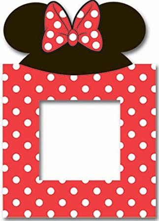 Disney Minnie Mouse Ears Picture Frame: Amazon.co.uk: Kitchen & Home