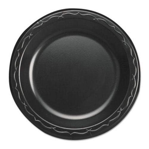 - Elite Laminated Foam Dinnerware, Plate, 6
