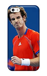 Slim Fit Tpu Protector Shock Absorbent Bumper Andy Murray Case For Iphone 5/5s