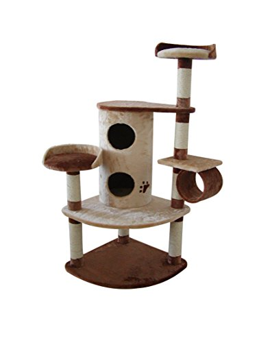 IRIS 5 Tier Condo Kitty Clubhouse