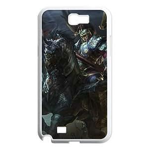 samsung n2 7100 phone case White XinZhao league of legends LGF5529362