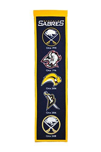 Winning Streak NHL Buffalo Sabres Heritage Banner