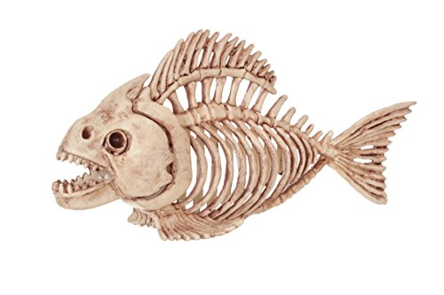 Crazy Bonez Skeleton Fish