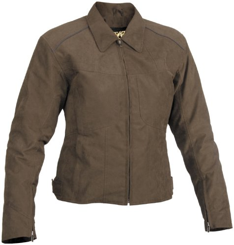 River Road Women's Topaz Jacket (MEDIUM) (DARK BROWN)